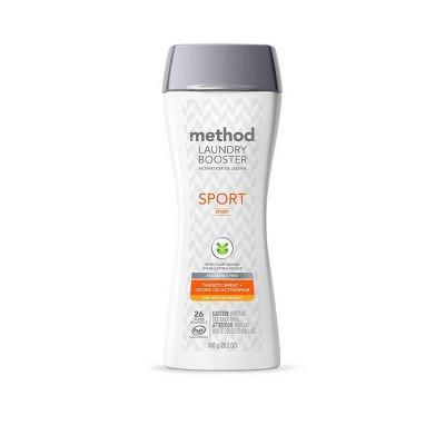 Method Laundry Detergent Booster - Sport - 28.2oz