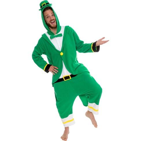 Funziez! Leprechaun Men's Novelty Union Suit - image 1 of 4