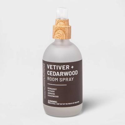 3.3 fl oz Wellness Essential Oil Room Spray Vetiver & Cedarwood - Project 62™