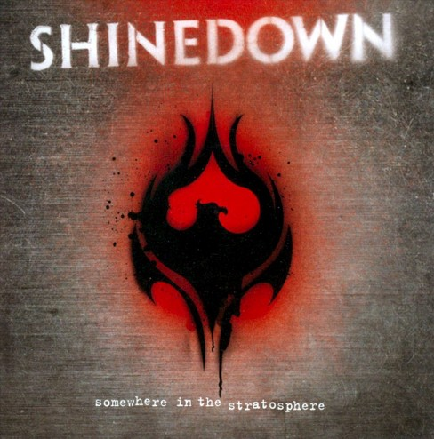 Shinedown - Somewhere in the stratosphere (CD) - image 1 of 1