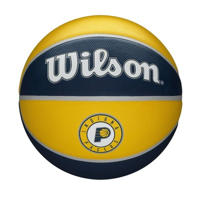 NBA Indiana Pacers Tribute Full Size Basketball