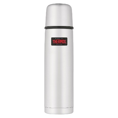 Thermos Stainless Steel Vacuum Insulated Coffee Travel Mug 25oz - Silver
