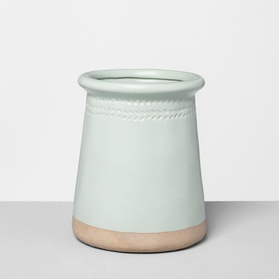 Vase Light Blue - Hearth & Hand™ with Magnolia
