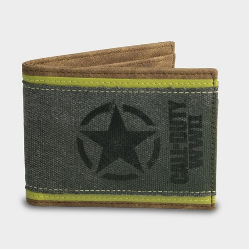Call of Duty WWII Wallet - Military Star - image 1 of 3