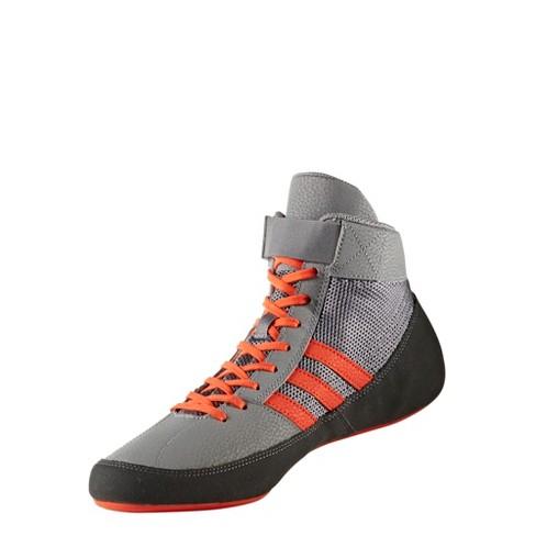 half off 1f18d 20dcd Adidas Men s HVC 2 Wrestling Shoes - Gray