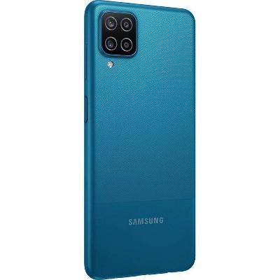 Cricket Prepaid Samsung Galaxy A12 (32GB) - Blue