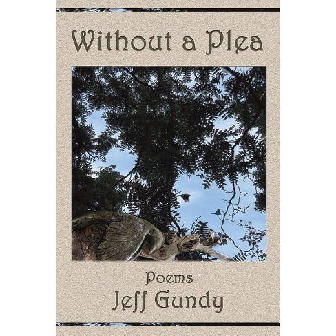 Without a Plea - by  Jeff Gundy (Paperback) - image 1 of 1