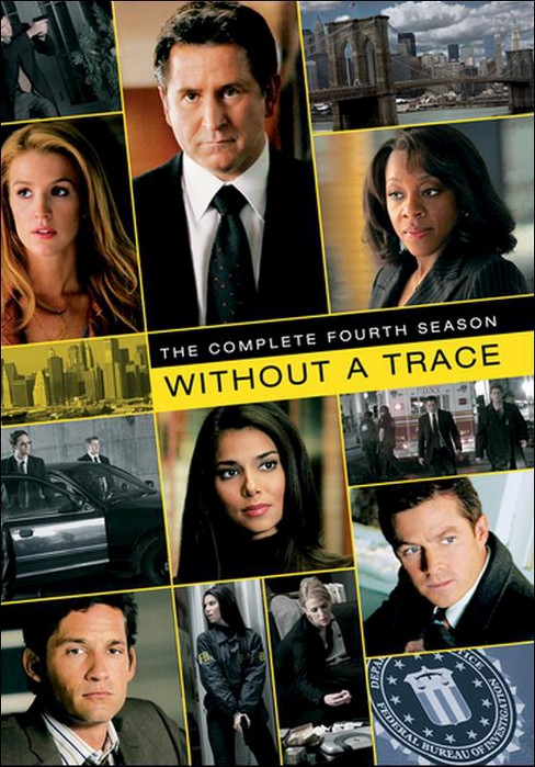 Without a trace:Complete fourth seaso (DVD) - image 1 of 1