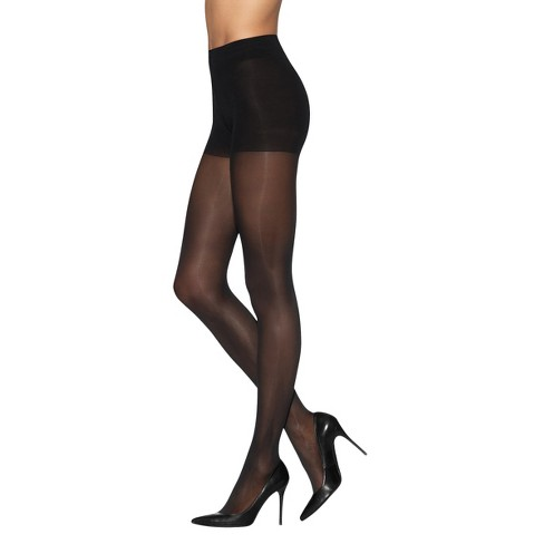 5232d29a2 L eggs® Sheer Energy® Women s Sheer Tight - Black   Target