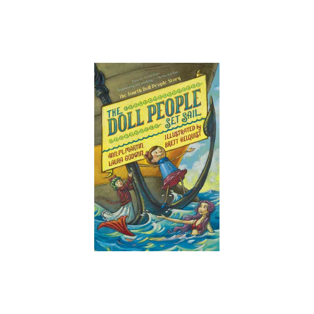 The Doll People Set Sail ( The Doll People) (Hardcover)