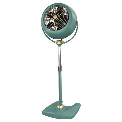 Vornado VFAN Sr. Pedestal Vintage Air Circulator Fan Green