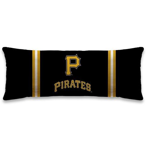 "MLB Pittsburgh Pirates 20""x48"" Body Pillow - image 1 of 1"