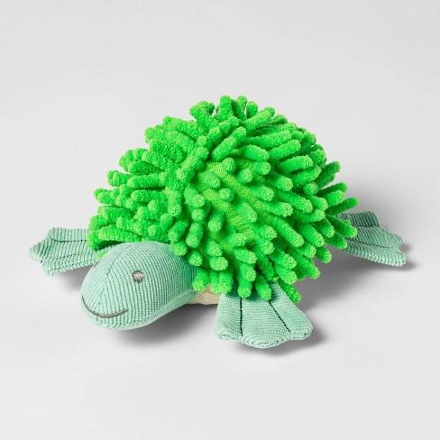 Turtle Plush Dog Toy - Green - S - Boots & Barkley™ - image 1 of 3