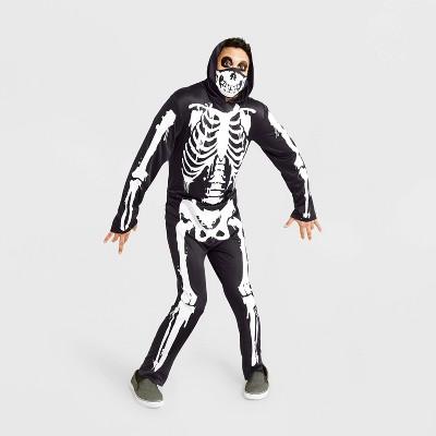 Adult Skeleton Halloween Costume Jumpsuit - Hyde & EEK! Boutique™