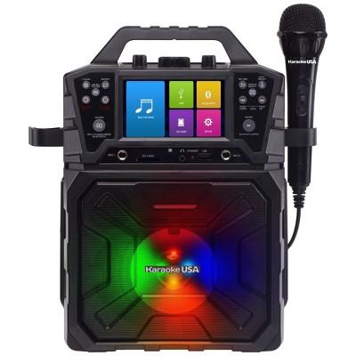 Karaoke USA MP3G Karaoke and PA System (SD520)