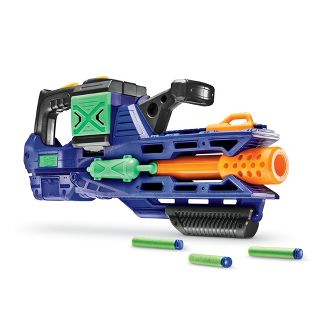 Dart Zone Destructor Rapid-Load Dart Blaster