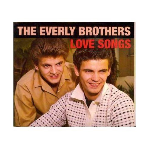 Everly Brothers (The) - Love Songs (Slipcase) (CD) - image 1 of 1