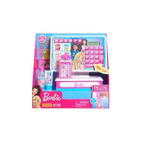 Barbie Large Cash Register - image 1 of 4
