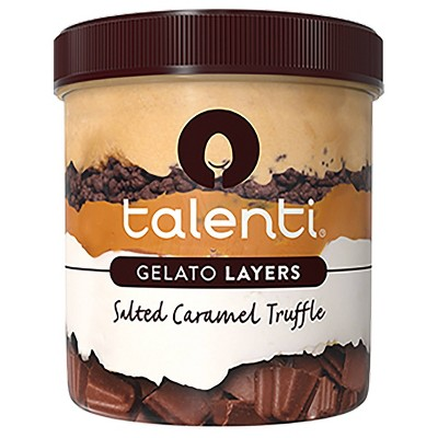 Talenti Gelato Layers Salted Caramel Truffle - 11.6oz