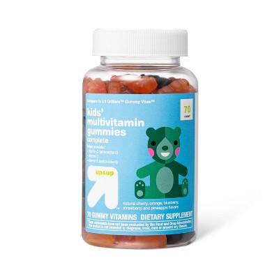 Kids' Multivitamin Gummies - Fruit - up & up™