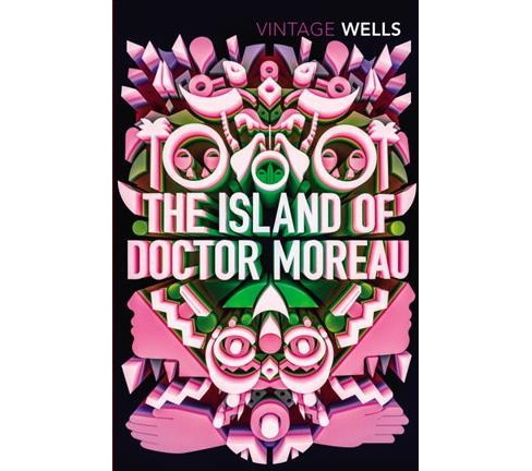 Island of Doctor Moreau -  (Vintage Classics) by H. G. Wells (Paperback) - image 1 of 1