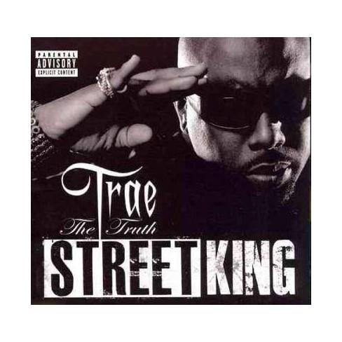 Trae Tha Truth - Street King (CD) - image 1 of 1