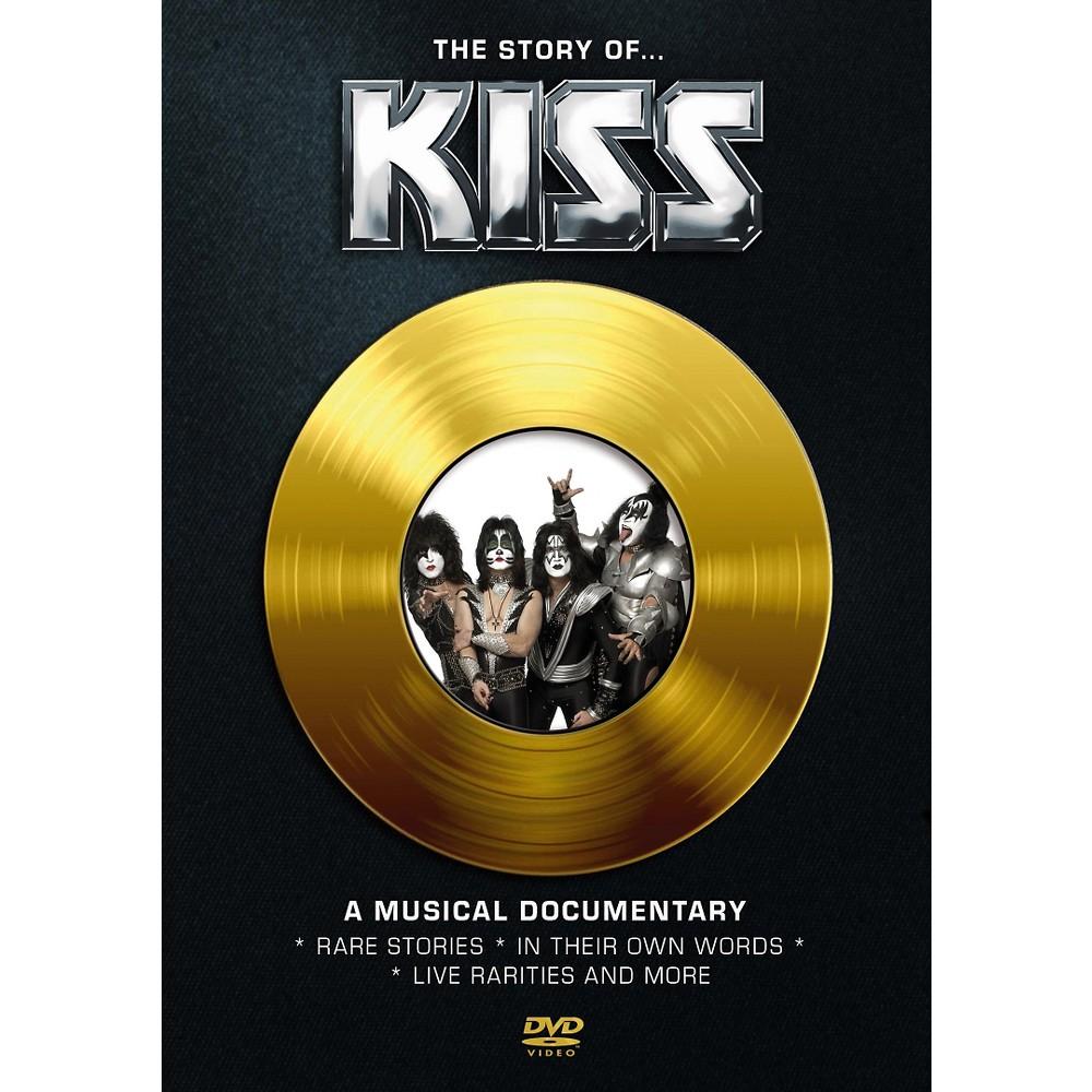 Story of kiss (Dvd), Pop Music