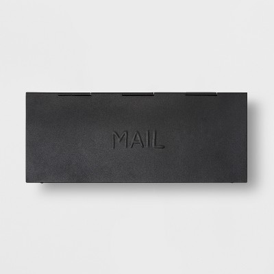 Mail Box - Black - Smith & Hawken™