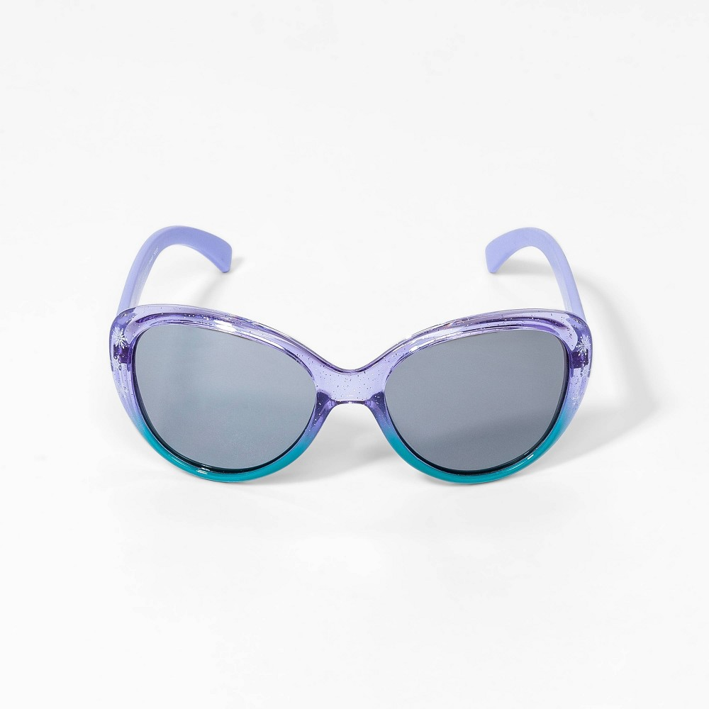 Toddler Girls 39 Frozen 2 Sunglasses Blue