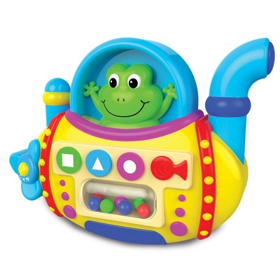 The Learning Journey Early Learning Vehicles Shapes Sub Sing-Along