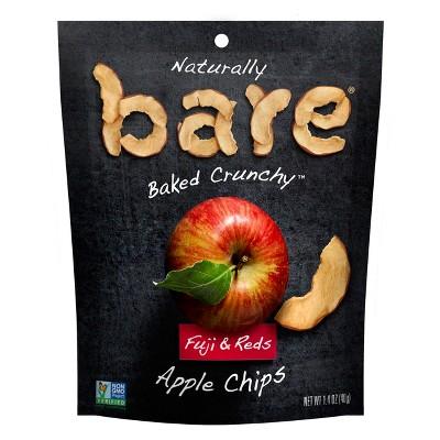 Bare Baked Crunchy Fuji & Reds Apple Chips - 1.4oz