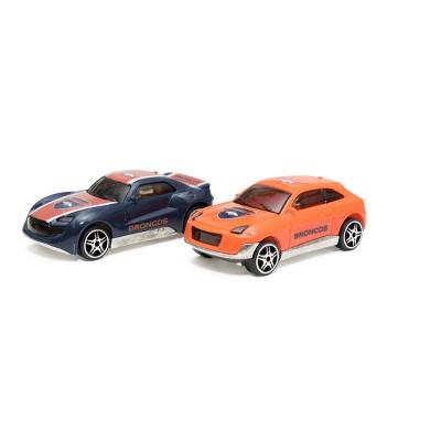 NFL Denver Broncos Stunt Racers Car
