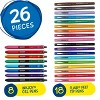26ct Paper Mate Flair & InkJoy Gel Pen Set - image 2 of 4