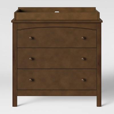 Baby Relax Dresser/changer Combo Timber