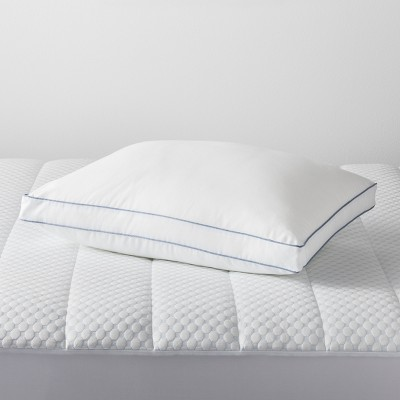 Standard/Queen Extra Firm Density Pillow White - Made By Design™