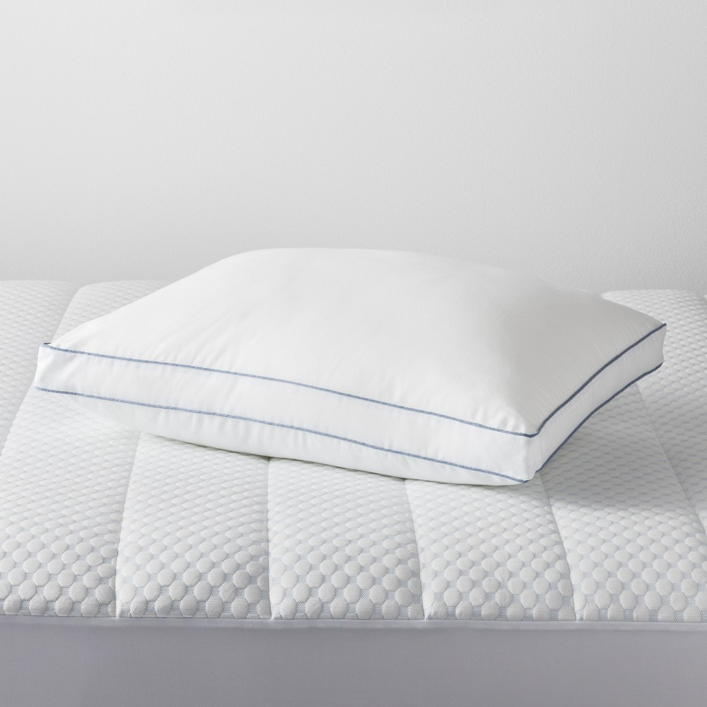 Extra Firm Density Pillow (Standard/Queen) White - Made By Design