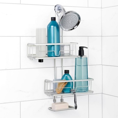 Neverrust Adjustable Under the Shower Caddy - Zenna Home