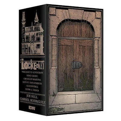 Locke & Key Slipcase Set - by  Joe Hill (Mixed Media Product)