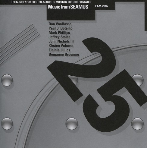 Various - Music for seamus:Vol 25 (CD) - image 1 of 1
