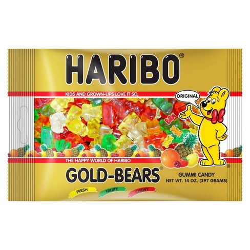 HARIBO Gold-Bears Gummi Candy - 4oz - image 1 of 1