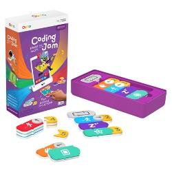 Osmo Coding Jam Educational Game - (Osmo iPad Base required)