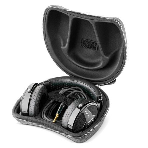 Focal Rigid Carrying Case for Elear/Clear/Utopia Headphones - image 1 of 4