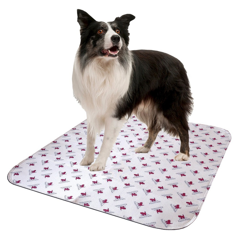 PoochPad Reusable Potty Pad for Mature Dogs - Large