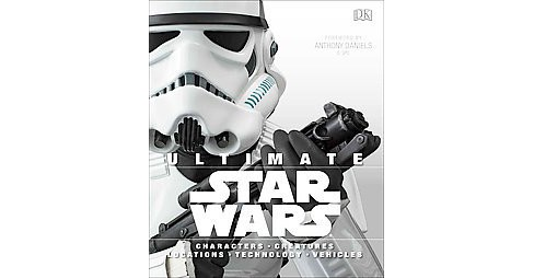 Ultimate Star Wars (Hardcover) by Patricia Barr - image 1 of 1