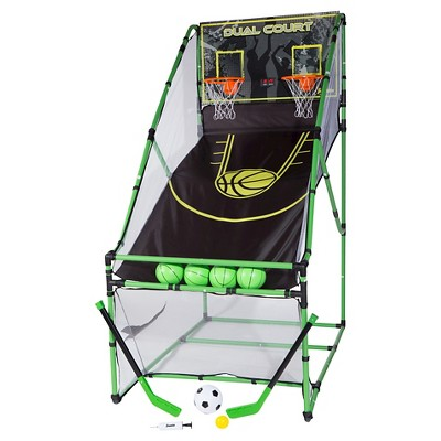 Franklin Sports 3-in-1 Sports Set (Basketball, Knee Hockey, Soccer)