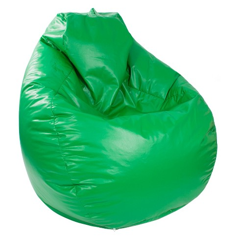 Superb Gold Medal Bean Bag Chair Green Inzonedesignstudio Interior Chair Design Inzonedesignstudiocom