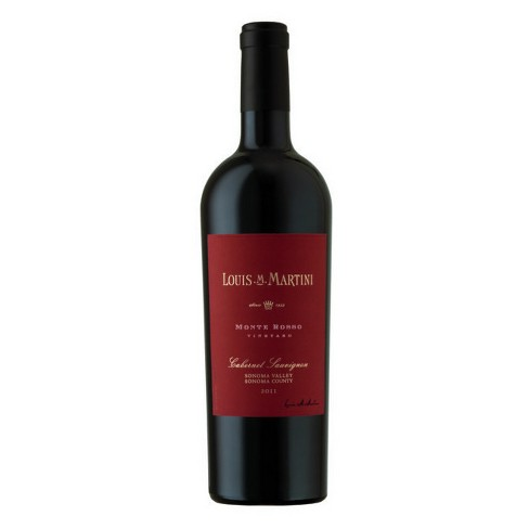 Louis M Martini Monte Rosso Cabernet Red Wine - 750ml Bottle - image 1 of 1
