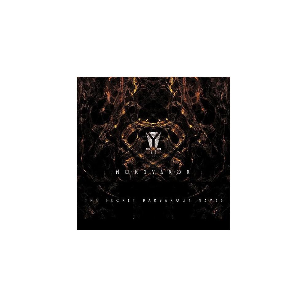 Nordvargr - Secret Barbarous Names (CD)