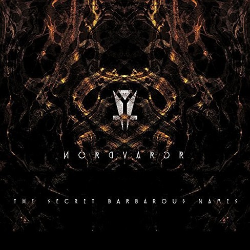 Nordvargr - Secret Barbarous Names (CD) - image 1 of 1
