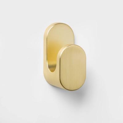 Cradle Decorative Hook Brass - Project 62™